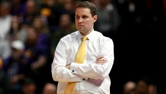 LSU Suspends Basketball Coach Will Wade Amid A Recently Unearthed FBI Wiretap Report