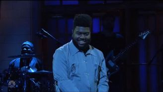 Khalid's 'SNL' Performance Of 'Better' Showcased His Most Confident Vocals
