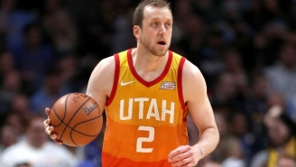 Last Night, In Basketball: Emergency Point Guard Joe Ingles Dissected The Nuggets