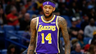 The Lakers Will Be Without Brandon Ingram For Their Pivotal Showdown With The Clippers