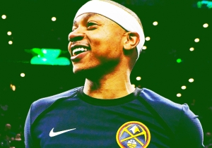 Isaiah Thomas Comes 'Home' In His Return To Boston