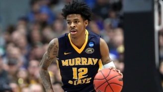 Ja Morant Showed The Nation Why He's A Superstar In Murray State's Drubbing Of Marquette