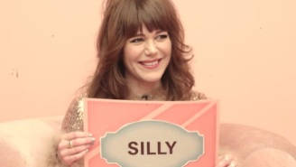 Jenny Lewis' Endearing 'Red Bull & Hennessy' Video Features St. Vincent, Jeff Goldblum, And Many Others