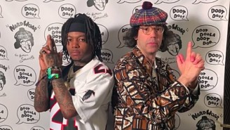 JID Almost Ran Away From His Nardwuar Interview Like Lil Uzi Vert Over A Question About Pizza
