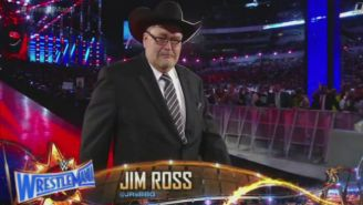 Jim Ross Says He's Leaving WWE When His Contract Expires Later This Month