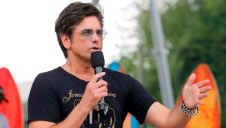 John Stamos Wore A Jonas Brothers Shirt In Public And Now He And Nick Jonas Are Escalating Things