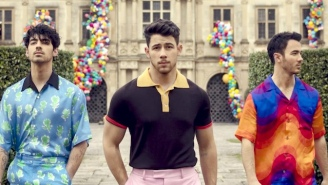 Priyanka Chopra Stars In The Video For The Jonas Brothers' Outrageously Catchy New Single 'Sucker'