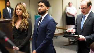 Jussie Smollett Has Entered A Not Guilty Plea On Felony Charges Over His Allegedly Staged Attack