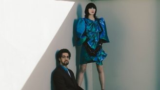 Karen O And Danger Mouse's 'Turn The Light' Is A Funky, Bass-Driven Dream