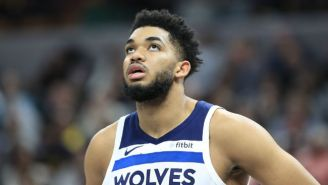 Karl-Anthony Towns Is 'Finding Ways To Unleash Another Part' Of His Game