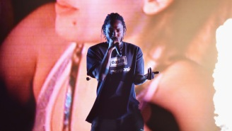 Kendrick Lamar Blacked Out His Profile Picture, Which Could Mean An Album Is Coming Soon
