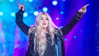 Kesha Is Headlining The 2019 Loveloud Festival, Which Is Hosted By Imagine Dragons' Dan Reynolds