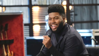 Khalid Is Thrilled To Have A Song Written By Father John Misty On His New Album