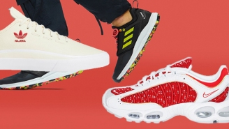 SNX: The Five Best Shoe Drops Of The Week, Featuring A Supreme/Nike Collab