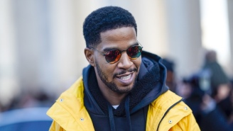 Kid Cudi Will Reportedly Have A 'Significant Role' In The New 'Bill & Ted' Film