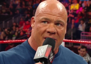 Kurt Angle Will Have HIs 'Farewell Match' At WrestleMania