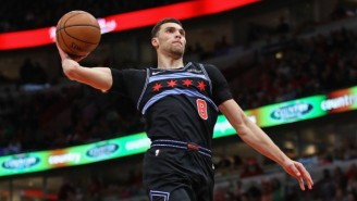 Zach LaVine Had 39 Points And The Game-Winner To Beat The Sixers