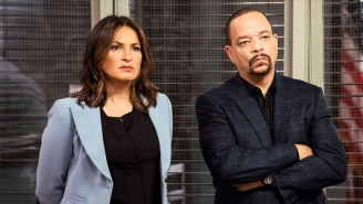 'Law & Order: SVU' Makes TV History With A 21st Season Renewal And A Record For Mariska Hargitay