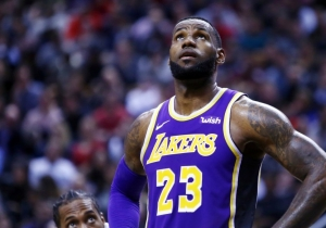 Report: The NBA's Christmas Day Slate Includes A Clippers-Lakers Showdown And Zion Williamson