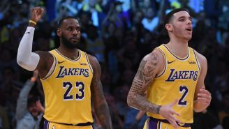 LeBron James Is Proud Of Lonzo Ball For 'Taking Control' And Would Welcome Him To Nike
