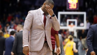 LeVelle Moton Emotionally Talked About His Seniors After NC Central's NCAA Tournament Loss