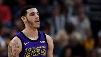 Lonzo Ball's Season Is Reportedly Over Due To An Ankle Injury