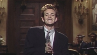 Luke Perry's 'SNL' Episode From 1993 Will Re-Air On Saturday Night