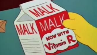 You Can Now Buy Malk, The Fake Beverage From A Classic 'Simpsons' Episode