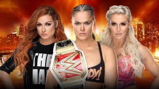 WrestleMania 35 Officially Has A Main Event