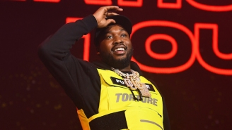 Meek Mill Unveiled Newly Renovated 'Dream Chasers' Basketball Courts In Philadelphia
