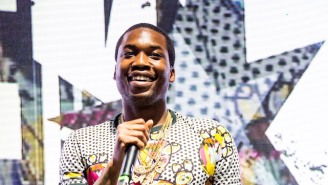 Meek Mill Brought Out Drake At His LA 'Motivation Tour' Stop To Perform 'Going Bad' And 'Sicko Mode'