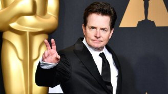 Michael J. Fox Is Trying To Remain Positive Despite Recent Health Scares Stemming From His Parkinson's Battle