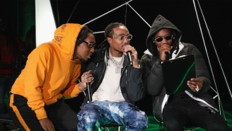 Hometown Heroes Migos Will Perform The McDonald's All-American Games' Halftime Show In Atlanta