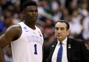 Duke Coach Mike Krzyzewski Notes College Is 'Not Prepared' For The NBA One-And-Done Rule Change