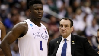 John Calipari Admitted He Didn't Realize Zion Williamson 'Was Going To Be This Good'