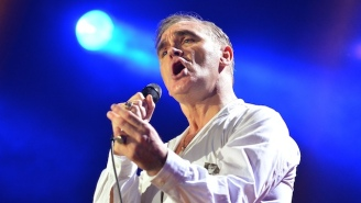 Morrissey Announced His First Ever Broadway Residency Ahead Of His Upcoming Album