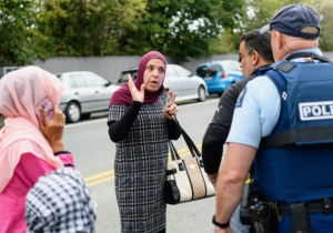 A Mass Shooting At Two New Zealand Mosques Was Apparently Live-Streamed On Social Media