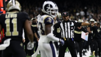 The NFL Approved New Rules To Make Pass Interference Reviewable