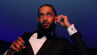 Nipsey Hussle Was Reportedly Shot In Front Of His Marathon Store On Crenshaw