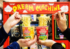 Ramen Vending Machines In LA And Vegas Will Let You Pay With Instagram Posts