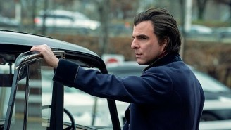 Zachary Quinto Is Unrecognizable As An Ancient, Soul-Sucking Demon In The First 'NOS4A2' Teaser