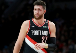 Jusuf Nurkic Told A Wild Story About Kobe Bryant Trash Talking Him In Bosnian