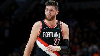 Damian Lillard Thinks The Blazers 'Could Have Beaten The Warriors' With Jusuf Nurkic