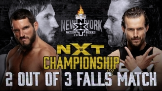 NXT TakeOver: New York Open Discussion Thread