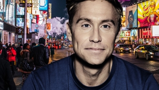My Kind Of Town: Comedian Russell Howard Tells Us The Best Place To Go Fox Poop Hunting In New York City