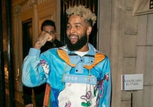 The Giants Have Reportedly Traded Odell Beckham Jr. To The Browns