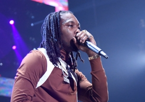 Offset Reunited With His Father Who He Hadn't Seen in 23 Years