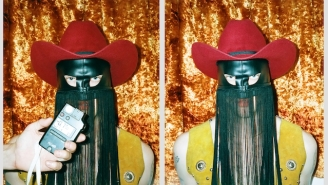 UPROXX 20: Orville Peck Is A Shoegaze Cowboy With A Soft Spot For Dolly Parton And 'Ru Paul's Drag Race'