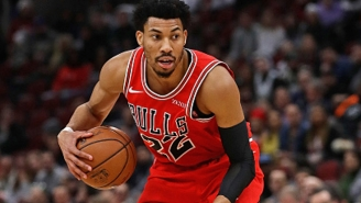 Otto Porter Wasn't On The Floor When Sixers-Bulls Replayed The Final 0.5 Seconds Due To A Drug Test