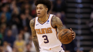 Kelly Oubre Jr.'s Season Is Reportedly Over Due To Thumb Surgery